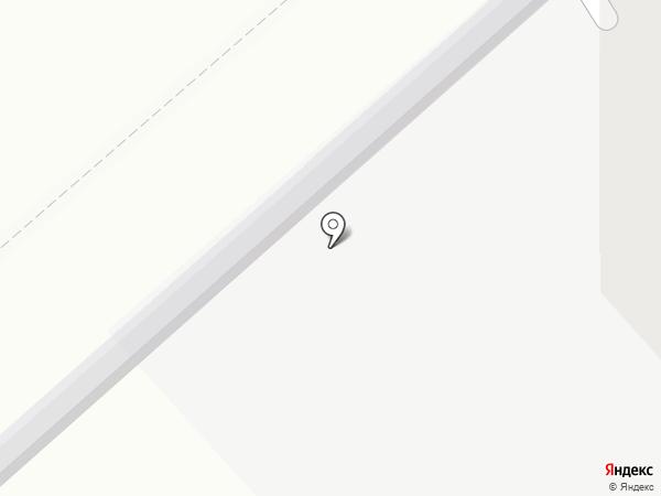 Душевное на карте Красноярска