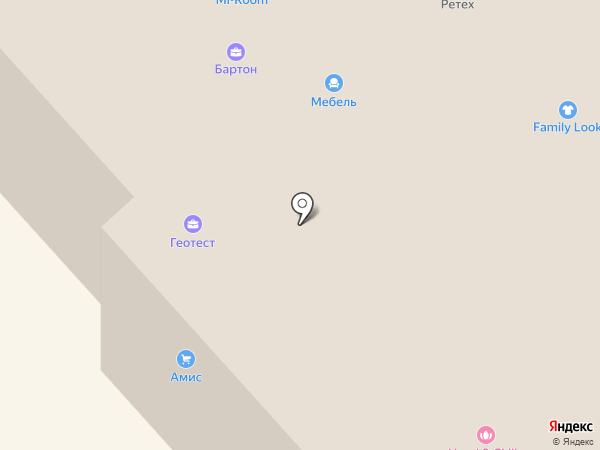 BEER HOUSE на карте Красноярска