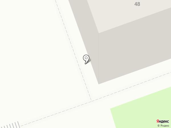 Интал Финанс на карте Красноярска