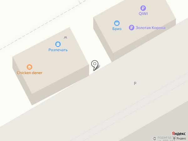 Билайн на карте Красноярска