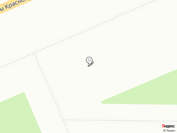 Ваш ломбард Красноярск на карте Красноярска