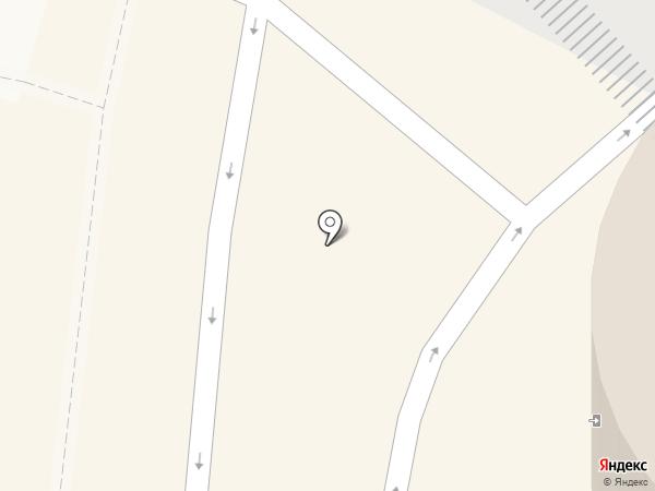 Кимчи на карте Красноярска