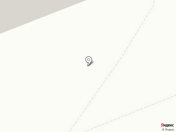 Берёзовский на карте Красноярска