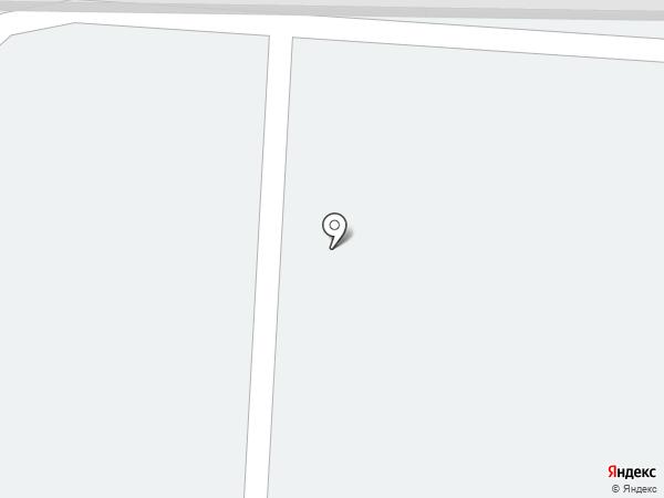 Автостоянка на карте Красноярска