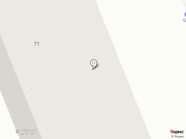 КрасСибТрейд на карте Красноярска