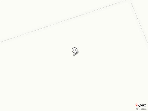 Аксинья на карте Красноярска