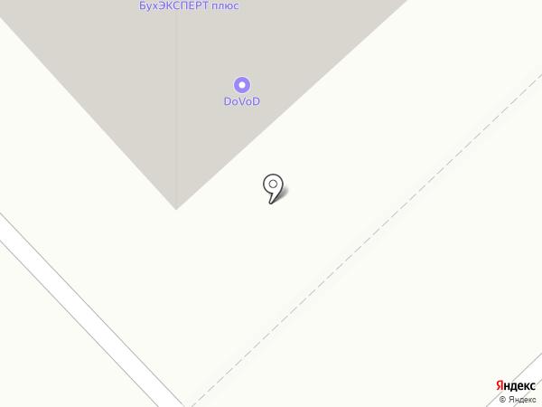 ПРАВНАДЗОР на карте Красноярска