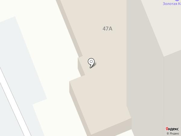 КрасПринтСервис на карте Красноярска