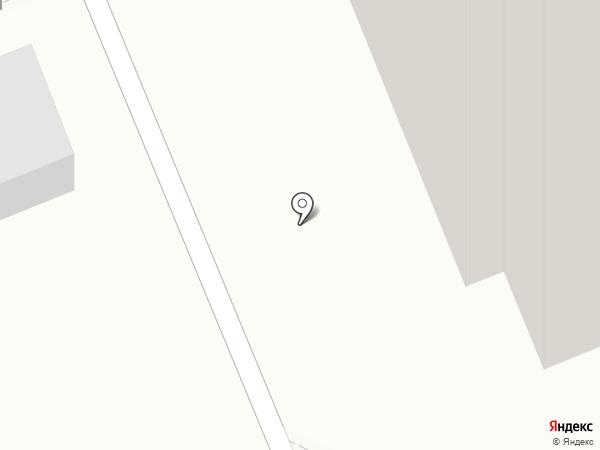 Большой Вавиловский на карте Красноярска