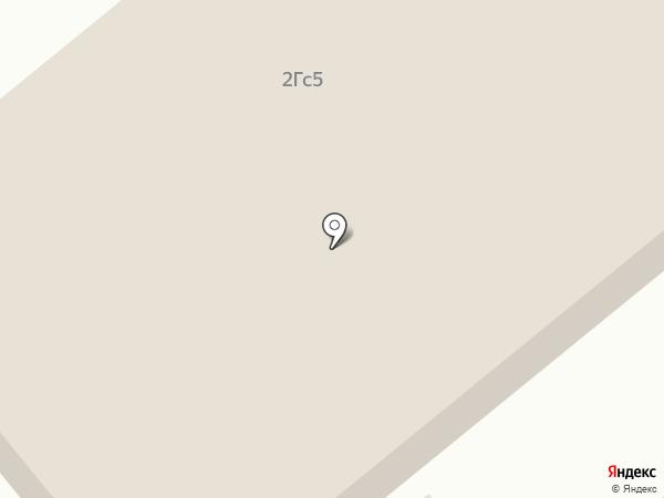 Красноярская мебельная база на карте Красноярска