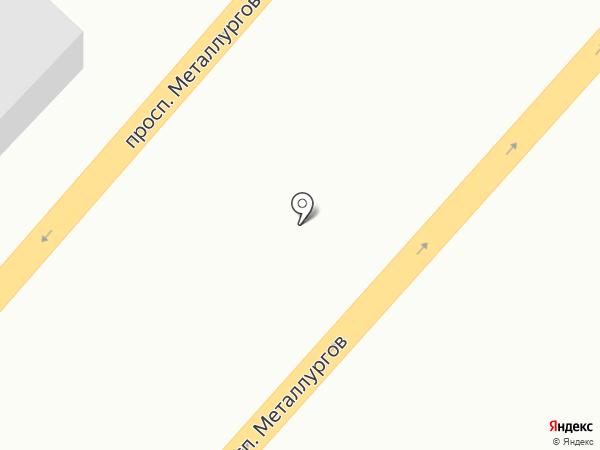 НПС на карте Красноярска