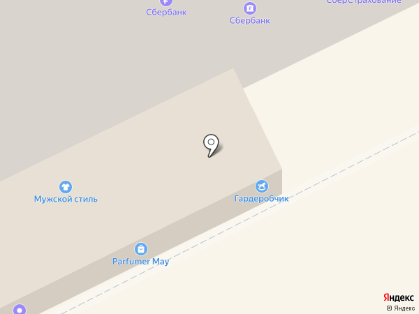 Экомед на карте Красноярска