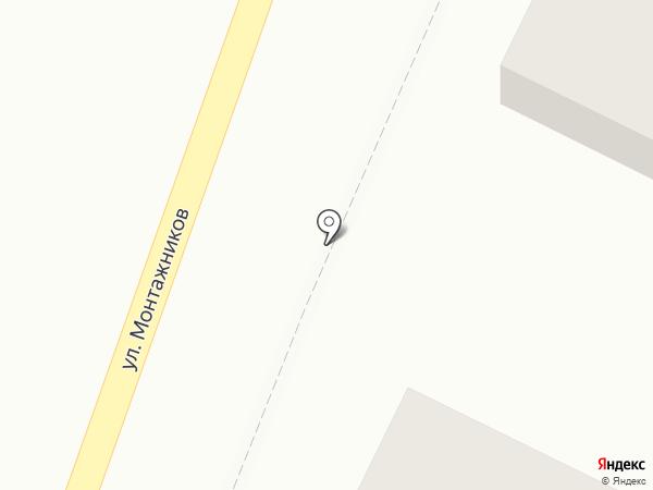 ДОР-СТРОЙ КРАСНОЯРСК на карте Красноярска
