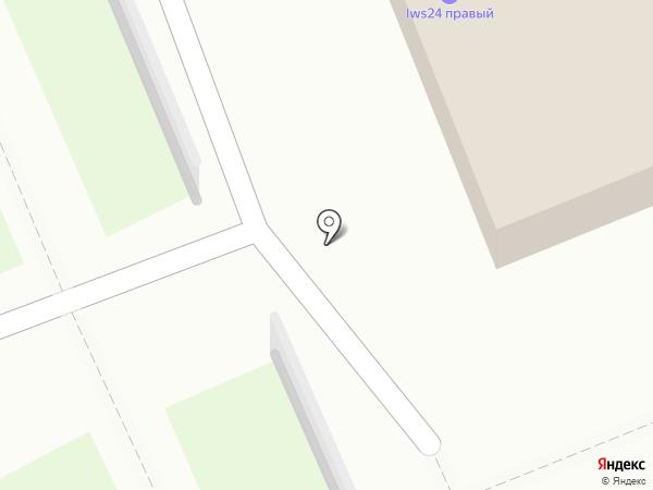Техника+ на карте Красноярска