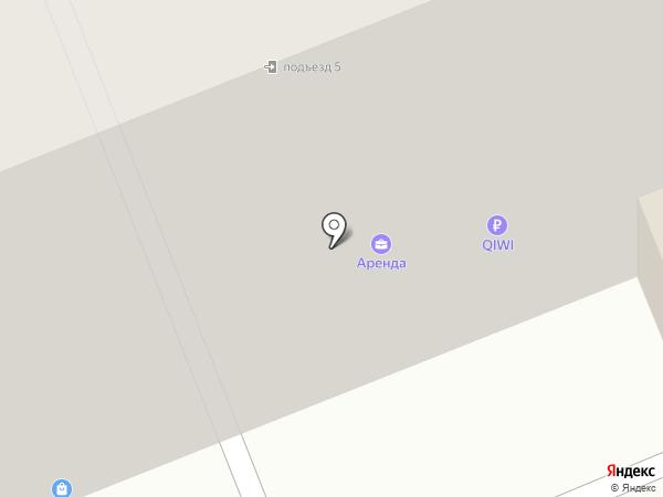 АБК АВТОСПАСАТЕЛЬ на карте Красноярска