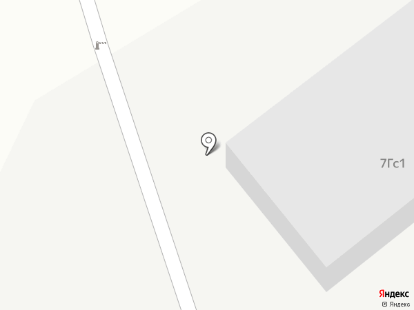 Новый Дом на карте Красноярска