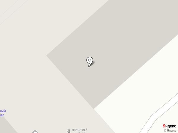 Агат на карте Красноярска