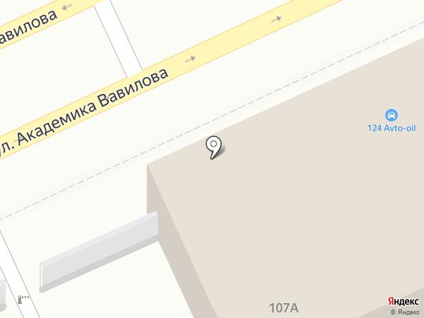 PYRAMID на карте Красноярска