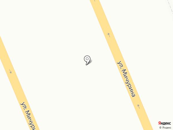Русский на карте Красноярска