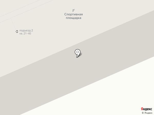 Цирюльня на карте Красноярска