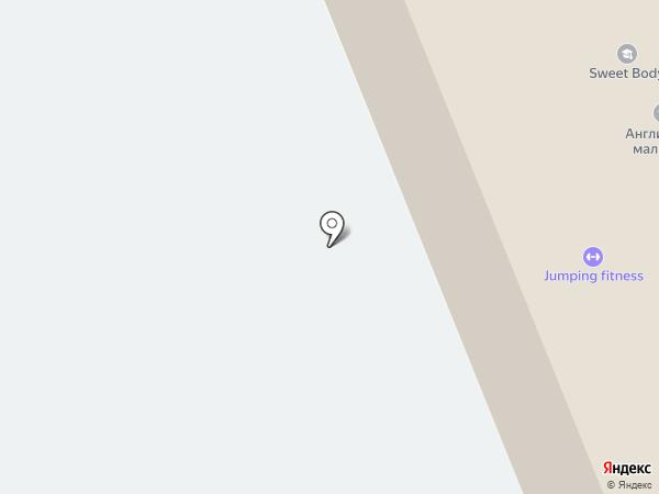 КРИТ на карте Красноярска