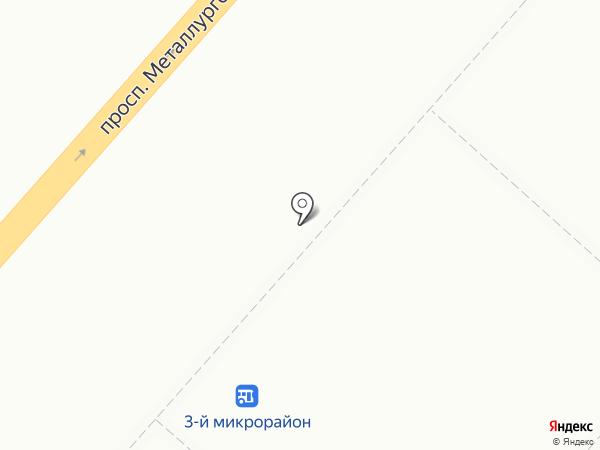 Александра на карте Красноярска