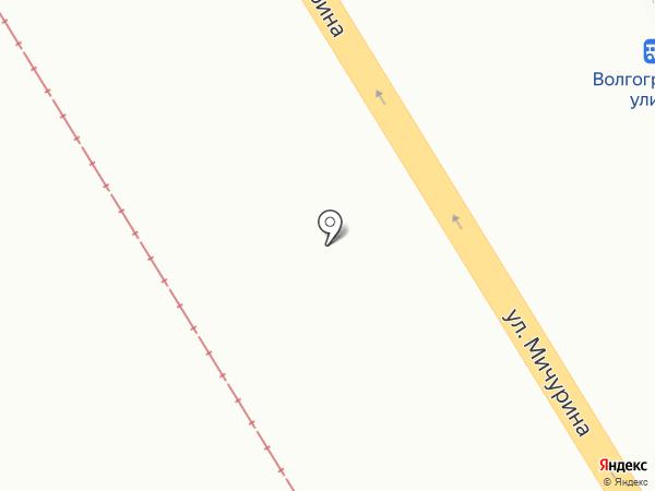 КЛЯКСА на карте Красноярска
