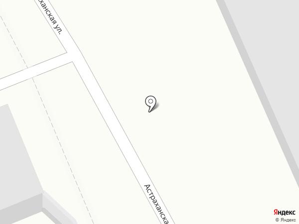 Специалист на карте Красноярска