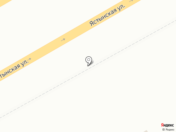Автосервис на карте Красноярска