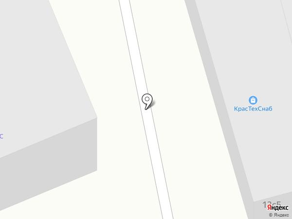 Win Motors на карте Красноярска