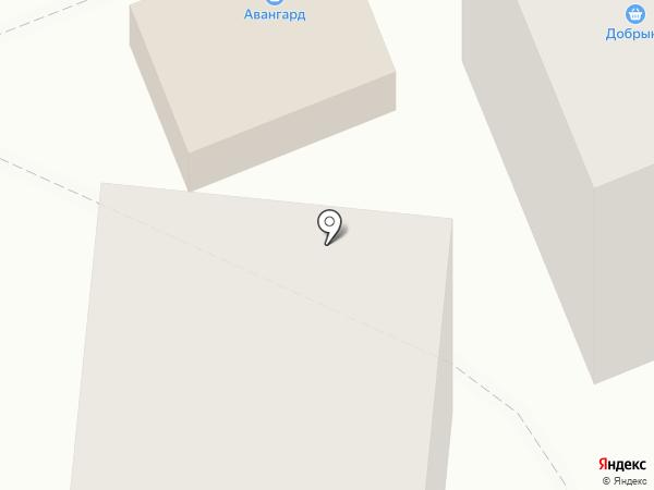 Жажда на карте Красноярска