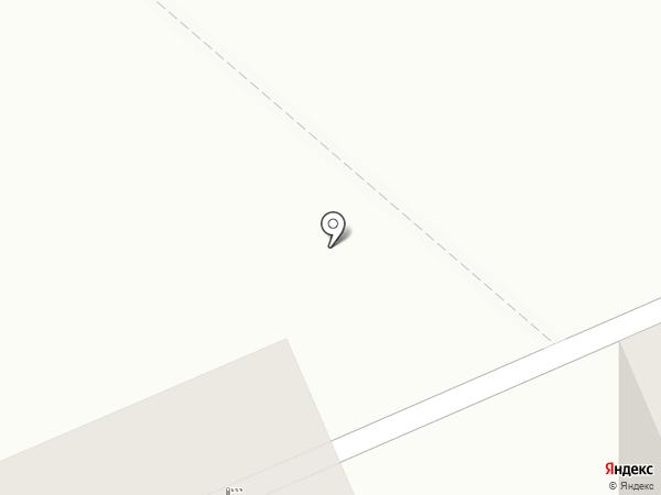 Чудо печка на карте Красноярска