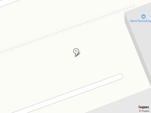 KVADRO на карте Красноярска