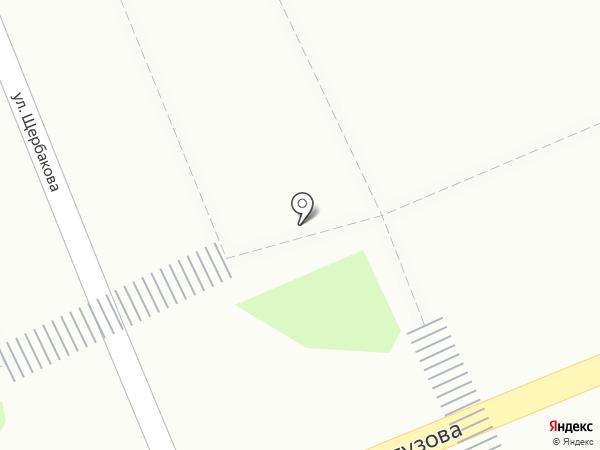 Бэби Джой на карте Красноярска