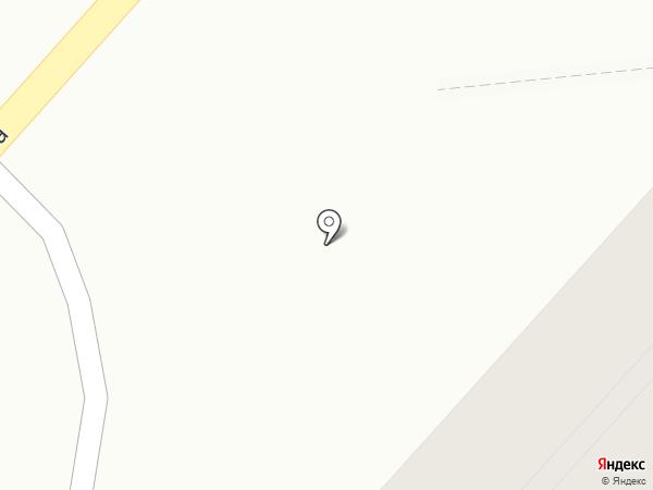 Рыбачок на карте Красноярска