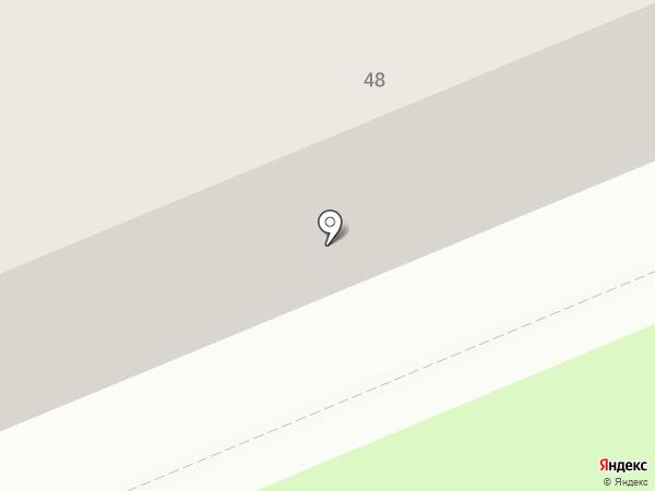 Ионесси на карте Красноярска