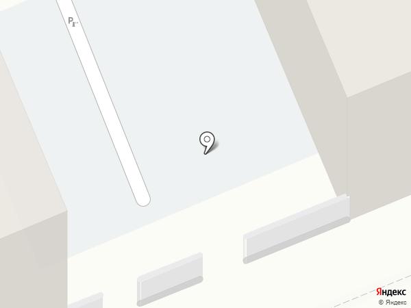 Академия водительского мастерства на карте Красноярска