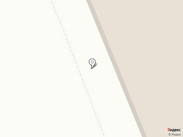 АВиН на карте Красноярска