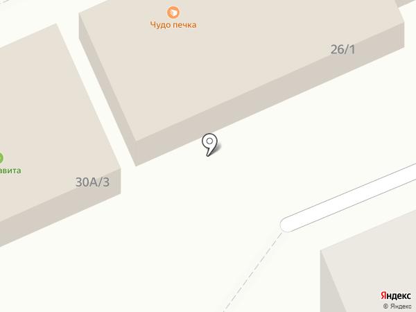 Fire food на карте Красноярска