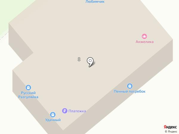 Девчата на карте Красноярска