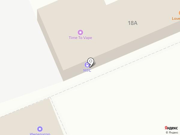 ЛОМБАРД 777 на карте Красноярска