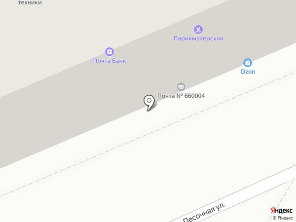 ЛОМБАРД 24 ПЛЮС на карте Красноярска