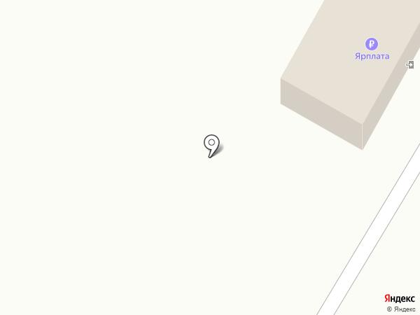 Ярплат на карте Красноярска
