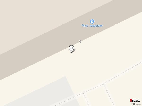 Магазин канцелярских товаров на карте Красноярска