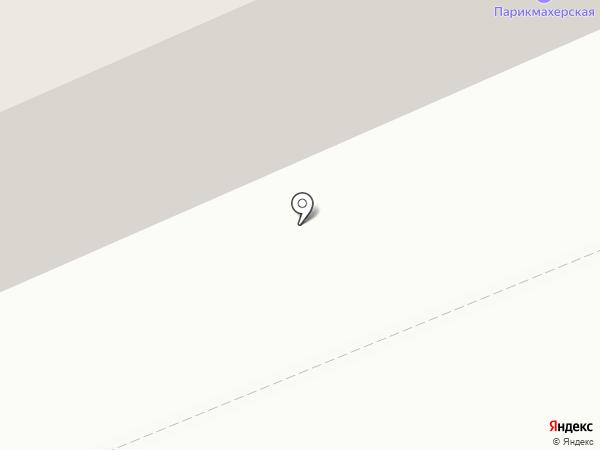 Альфа-Ломбард на карте Красноярска