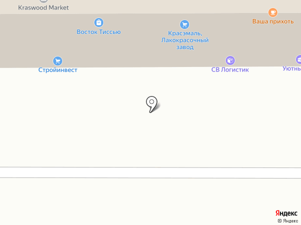 Ваша прихоть на карте Красноярска