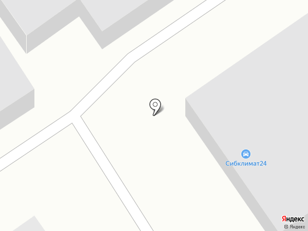 NASKO на карте Красноярска