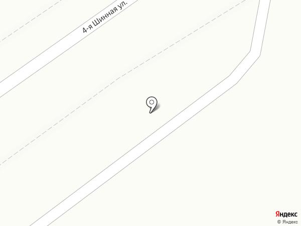 Ритуальная мастерская на карте Красноярска