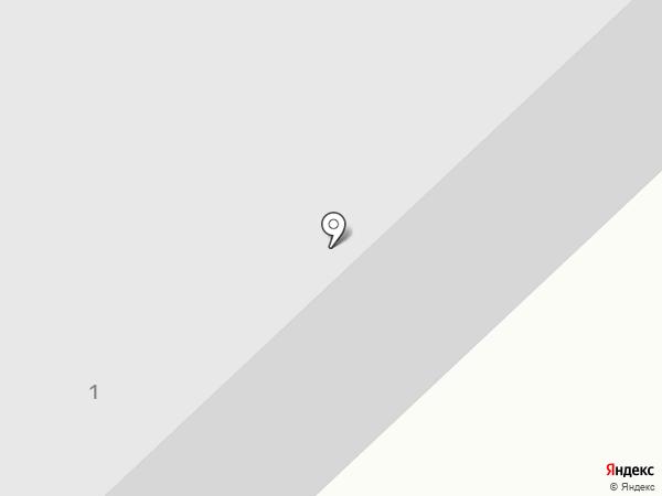 Ника на карте Красноярска