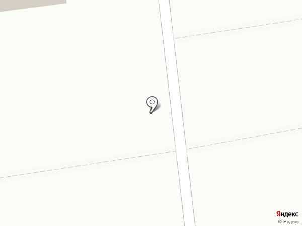 Березовский на карте Березовки